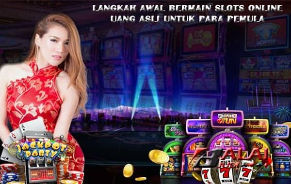 Bermain Game Slots Online Uang Asli - Balaijudi