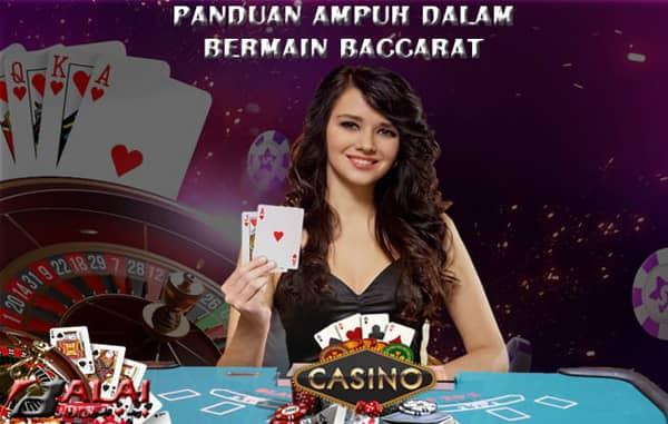 Panduan Ampuh Bermain Judi Kartu Baccarat Casino Online Balaijudi