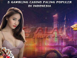 Gambling Casino Paling Populer Balaijudi
