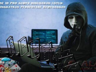 Kode ID Pro Games Balaijudi