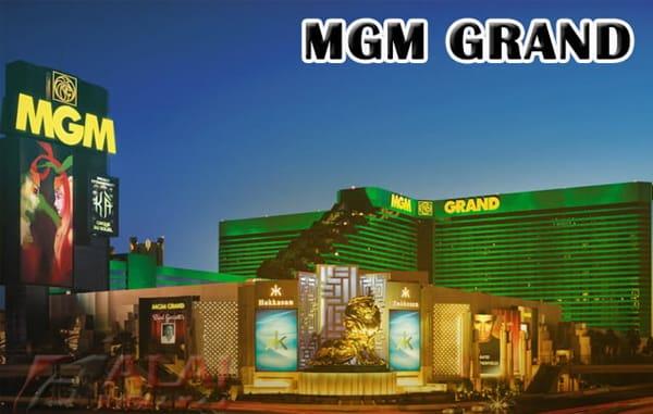 MGM GRAND Nevada - Balaijudi