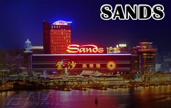 Sands Macau - Balaijudi